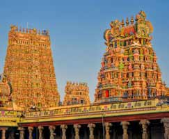 Madurai Vacation