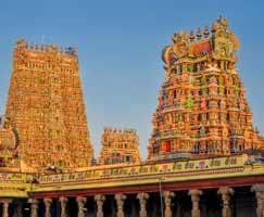 Madurai Vacation